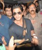 Shahrukh Khan snapped post getting discharged from hospital after shoulder surgery