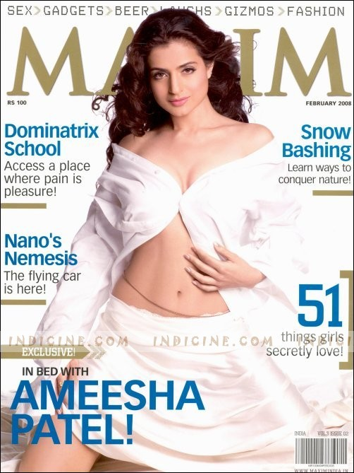 amisha patel