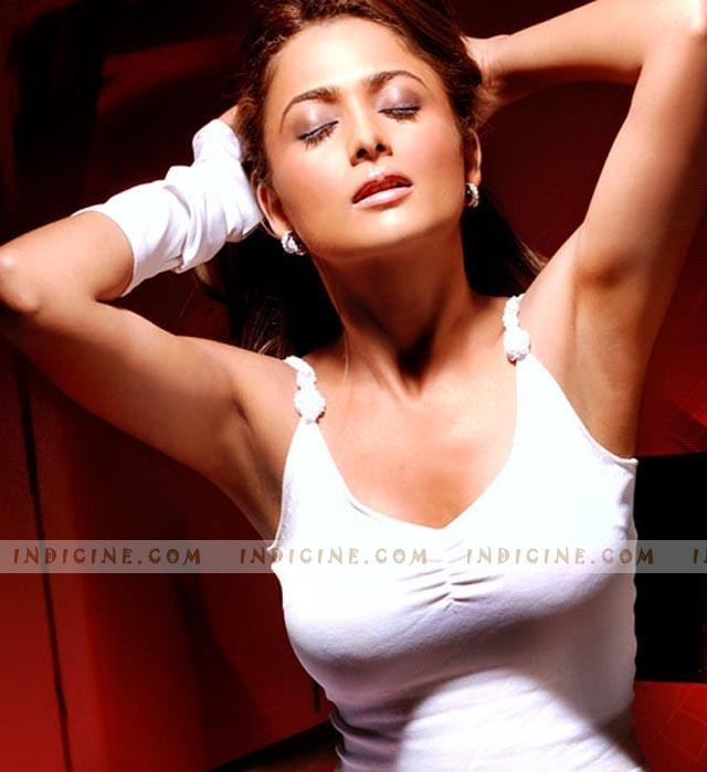Amrita in White