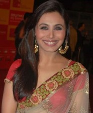 Rani Mukerji plays a journalist in Bombay Talkies