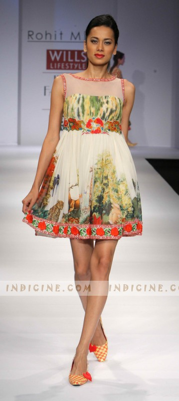 Sonalika Sahay walks at WIFW