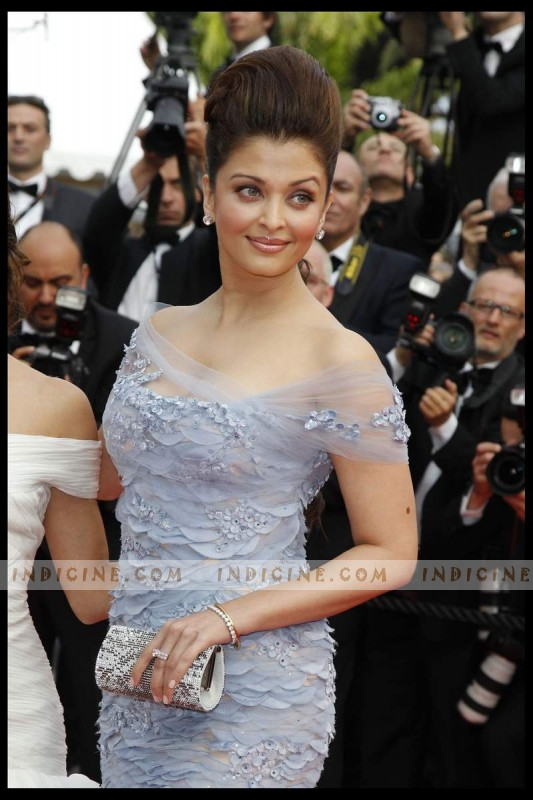 Aishwarya Rai at 63rd Cannes Film Festival