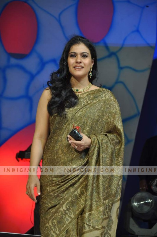Kajol at Dadasaheb Phalke Academy Awards