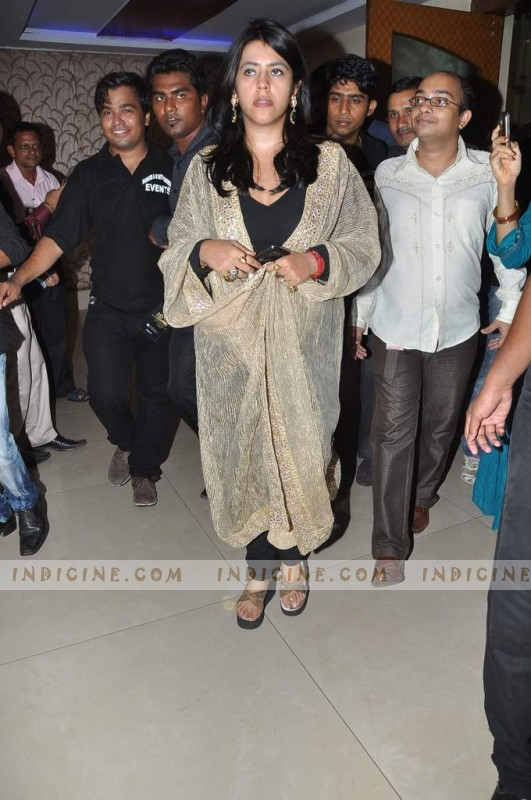 Ekta Kapoor at Dadasaheb Phalke Academy Awards