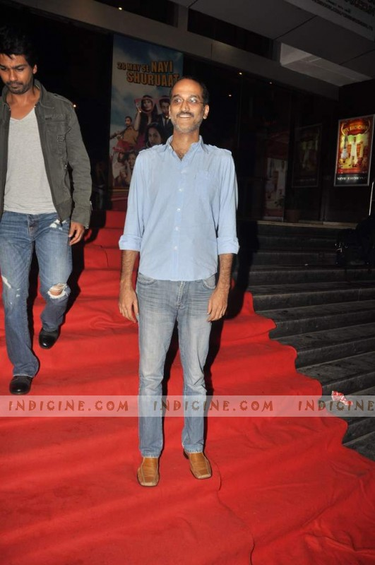 Rohan Sippy at Bol Bachchan special screening