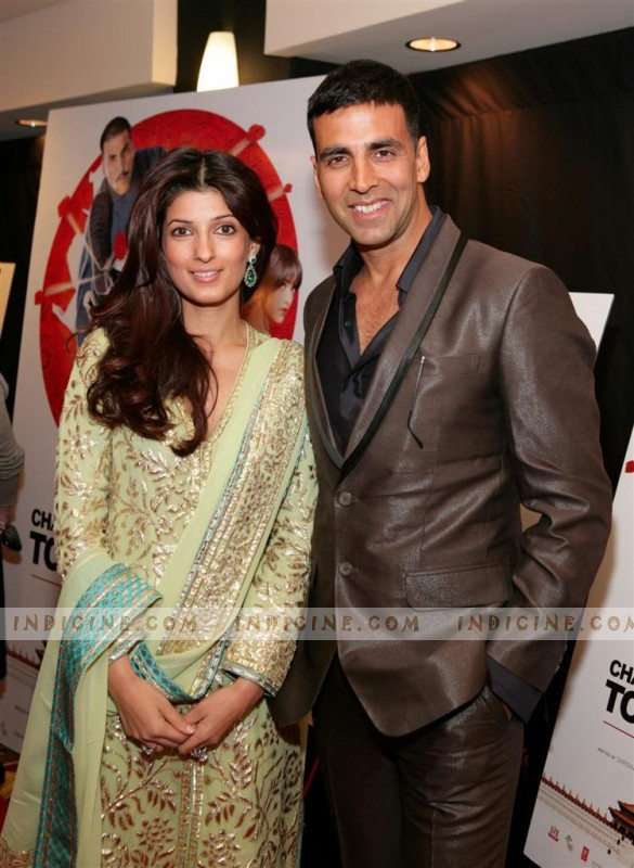 Twinkle Khanna, Akshay Kumar