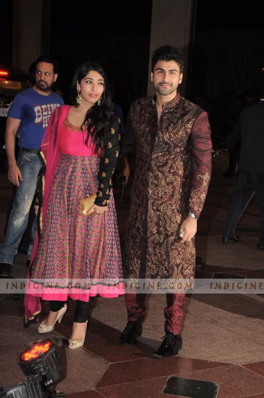 Arya Babbar at Esha Deol's sangeet ceremony
