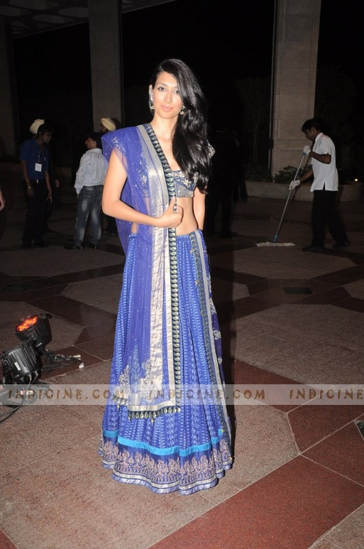 Preeti Desai at Esha Deol's sangeet ceremony