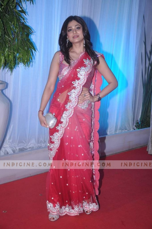 Shamita Shetty - Esha Deol's wedding reception