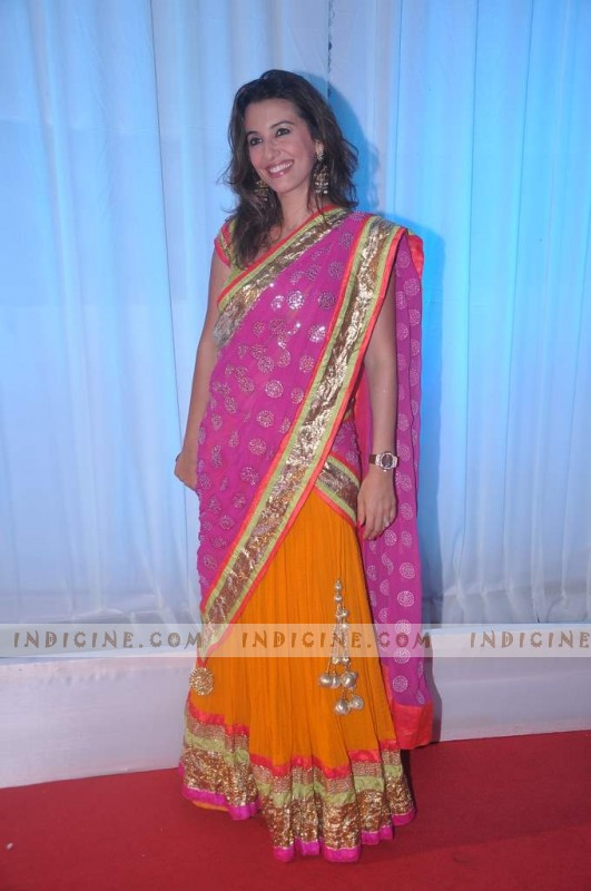 Perizaad Zorabian - Esha Deol's wedding reception
