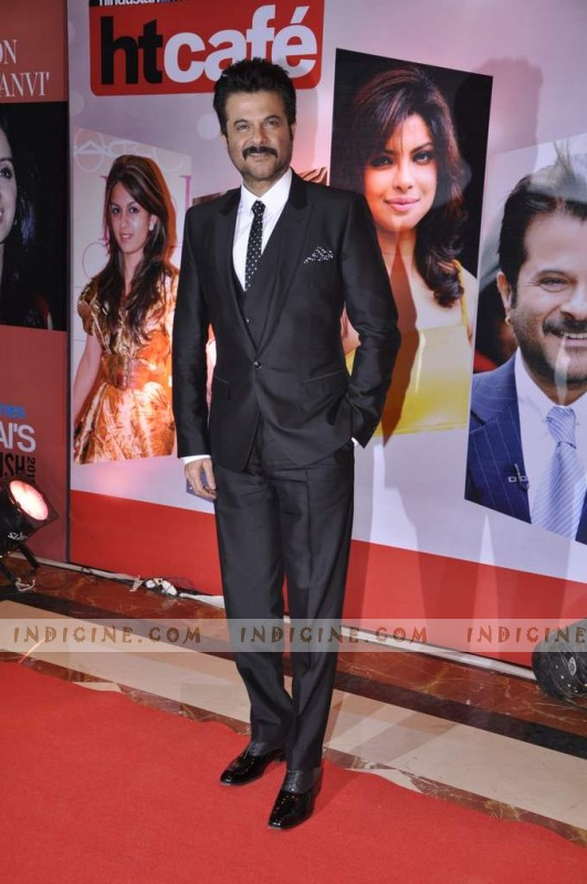 Anil Kapoor at Hindustan Times Mumbai's Most Stylish awards