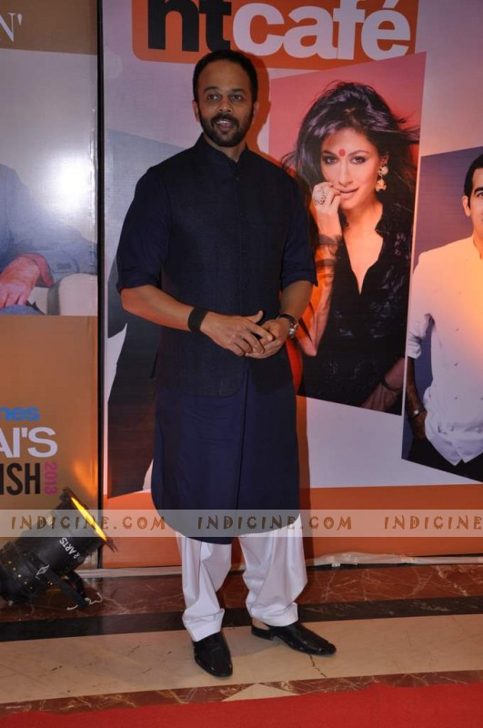 Rohit Shetty at Hindustan Times Mumbai's Most Stylish awards