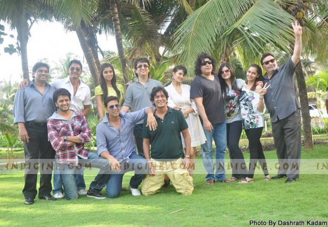 Housefull 2 success bash at Akshay Kumar's House