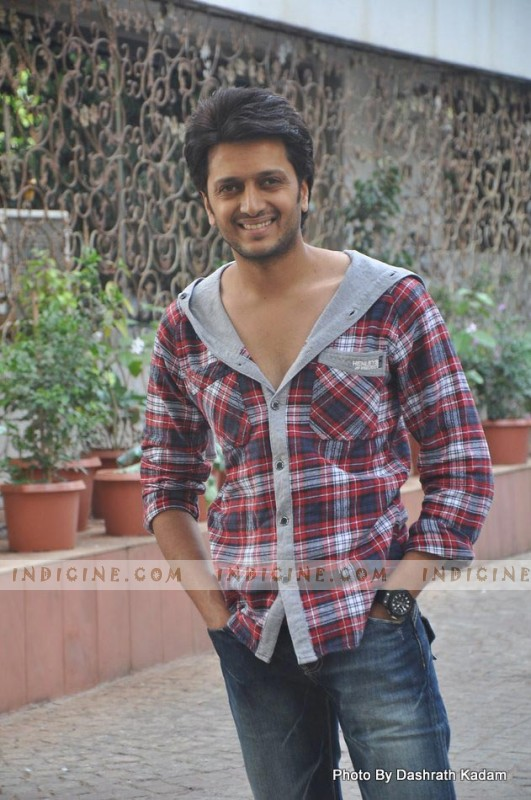 Ritesh Deshmukh at Akshay Kumar's Success Bash for Housefull 2