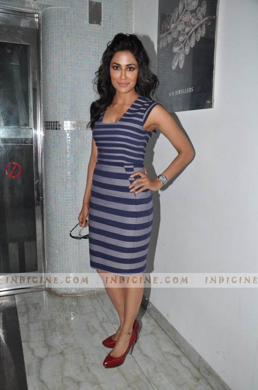 Chitrangada Singh at I Me Aur Main press