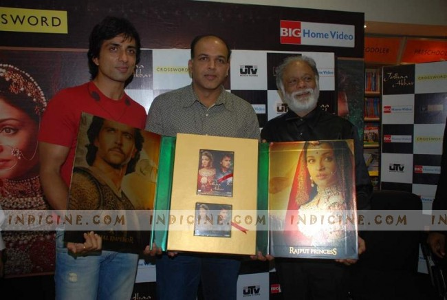 Jodhaa Akbar DVD launch