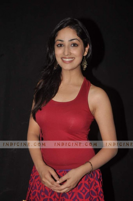 Yami Gautam at Vicky Donor Yami Gautam In Vicky Donor In Saree