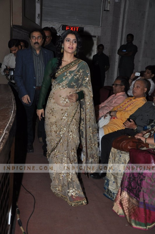 Kajol at Legend Lives On concert
