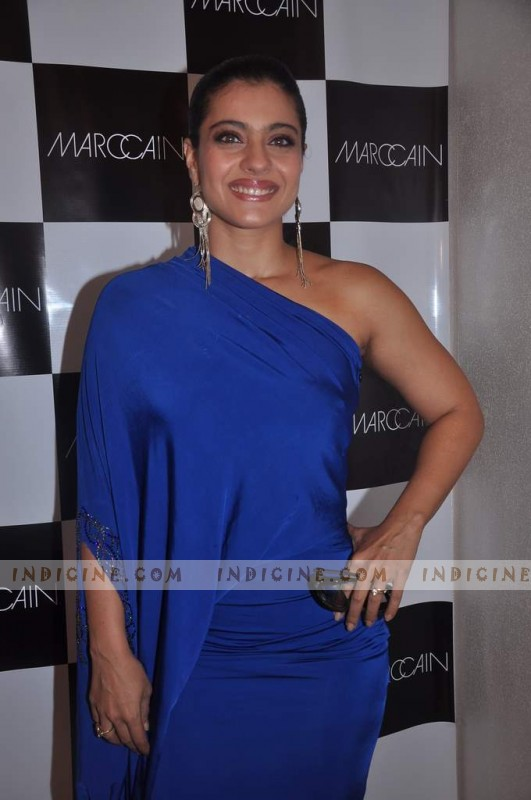Kajol at Marc Cain preview