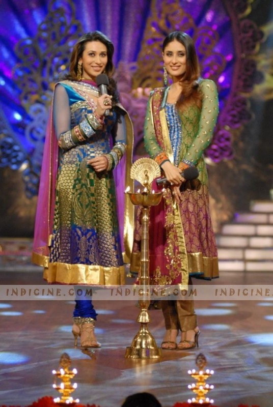 Karisma Kapoor - Kareena Kapoor on the Nach Baliye 4
