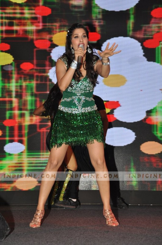 Sophie Chaudhary at BlackBerry Curve 9220 launch