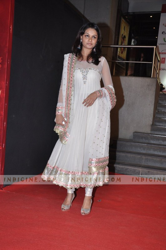 Tejaswini Kolhapure at Mai Premiere