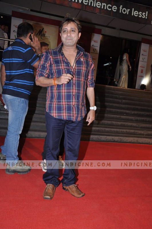 Sukhwinder Singh at Mai Premiere