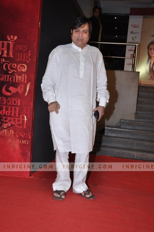Manoj Joshi at Mai Premiere