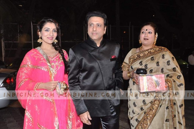 Govinda Wife Sunita Ahuja | www.imgkid.com - The Image Kid ...