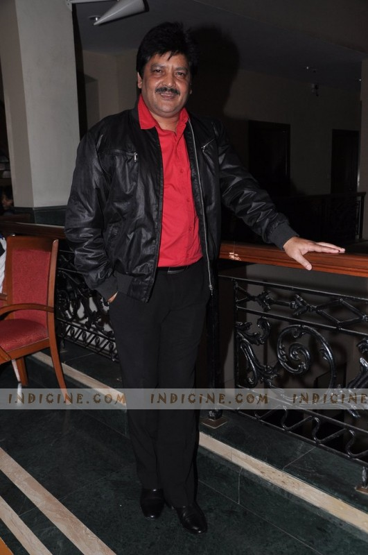 Udit Narayan at Deewana Main Deewana music launch