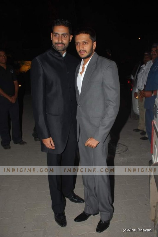 Abhishek Bachchan - Ritesh Deshmukh