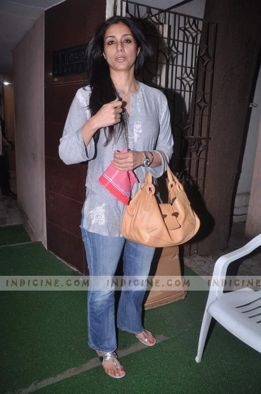 Tabu at Gangs of Wasseypur screening