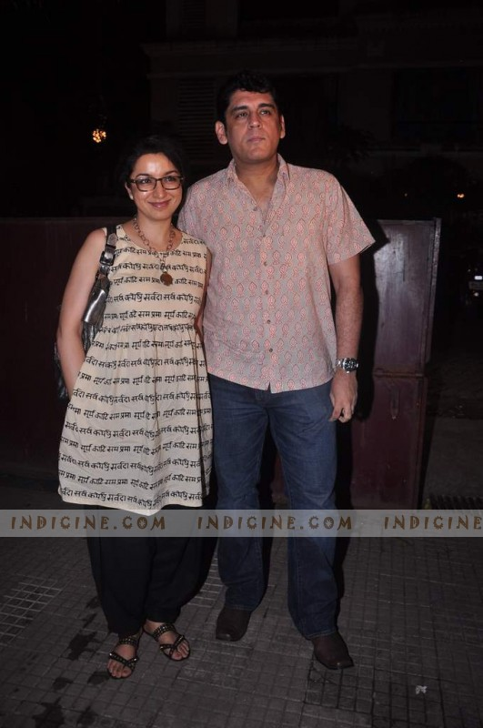 Tisca Chopra at Gangs of Wasseypur screening