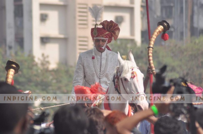Ritesh's wedding