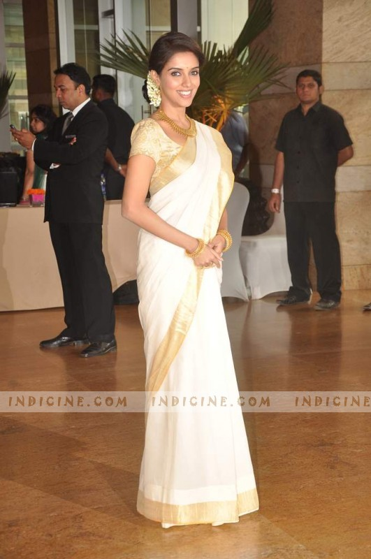 Asin at Ritesh Deshmukh and Genelia's Wedding