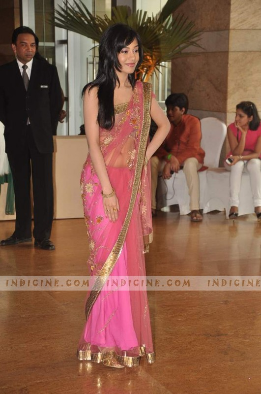 Amrita Rao at Ritesh Deshmukh and Genelia's Wedding