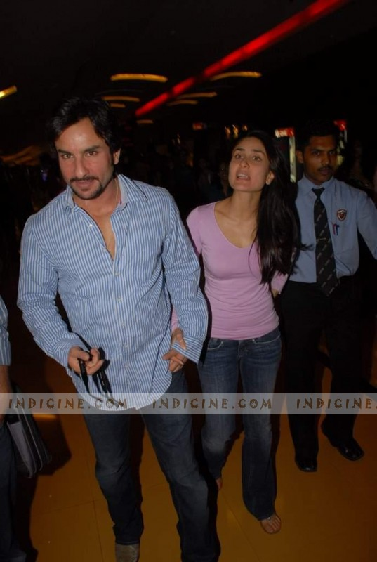 Saif Ali Khan - Kareena Kapoor