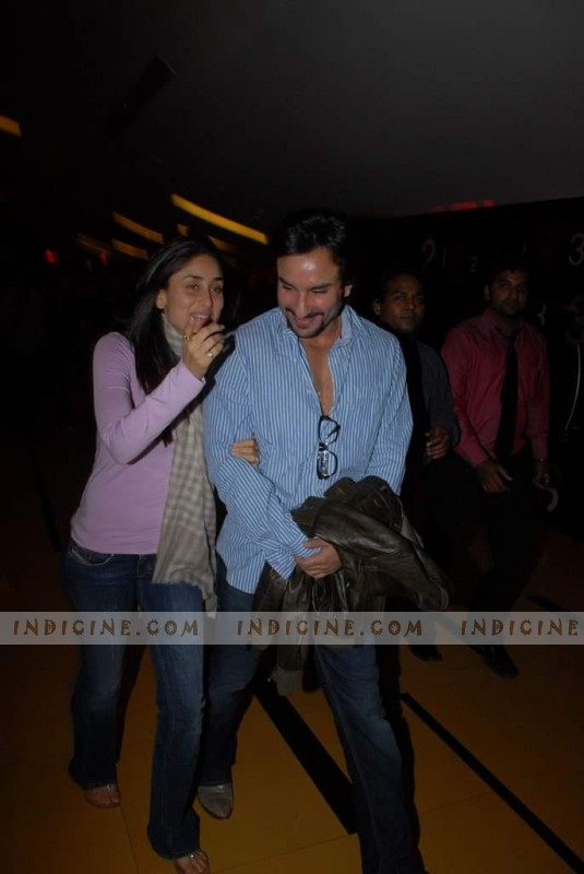 Kareena Kapoor - Saif Ali Khan