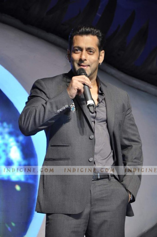 Salman Khan - Alag Che Bigg Boss 6 launch