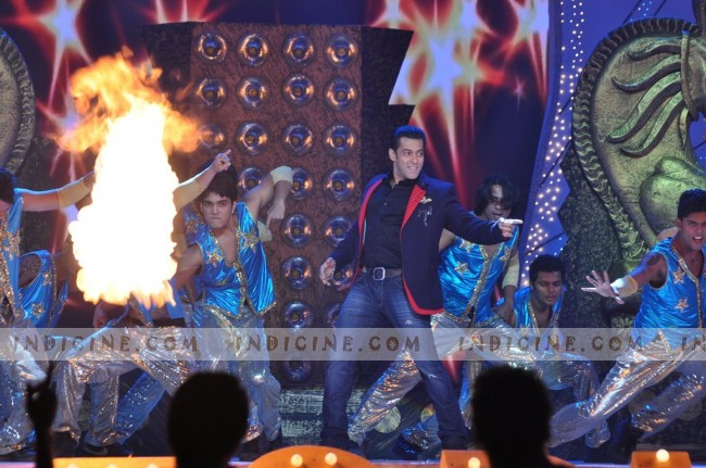 Salman at People's Choice Awards
