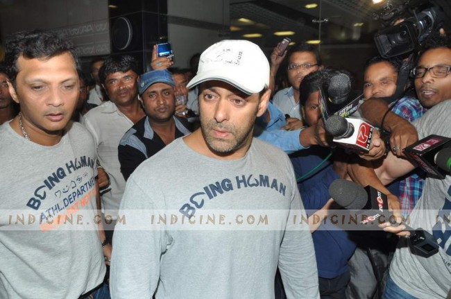 Salman returns from US to attend court's hearing