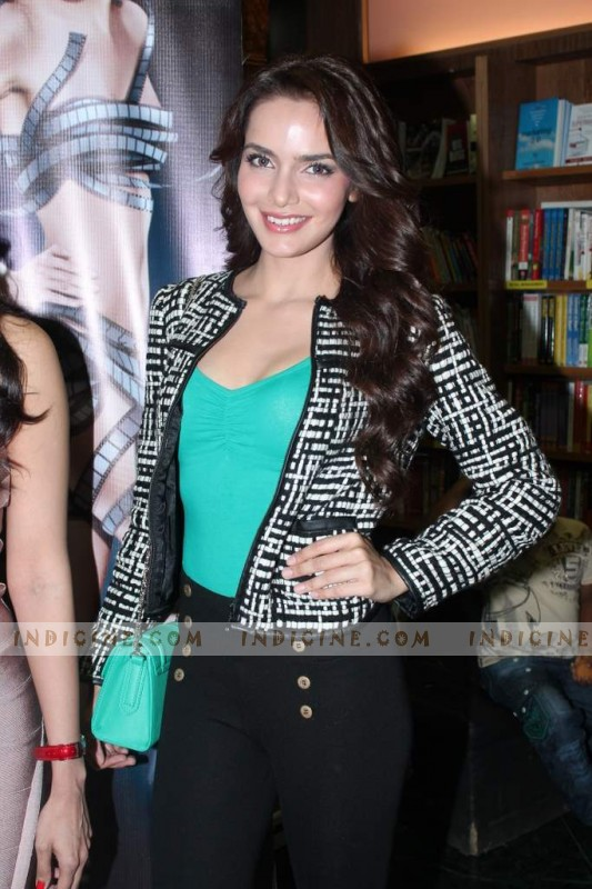 'Bollywood Striptease' book reading session with Shazahn