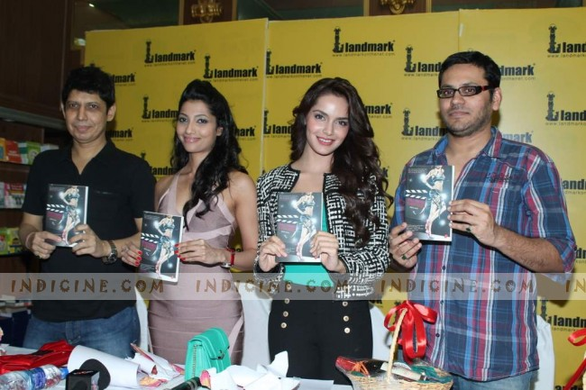 'Bollywood Striptease' book reading session