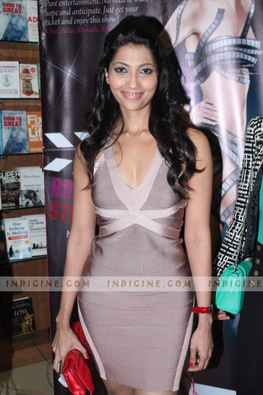 Neeta Shah at her book 'Bollywood Striptease' reading session
