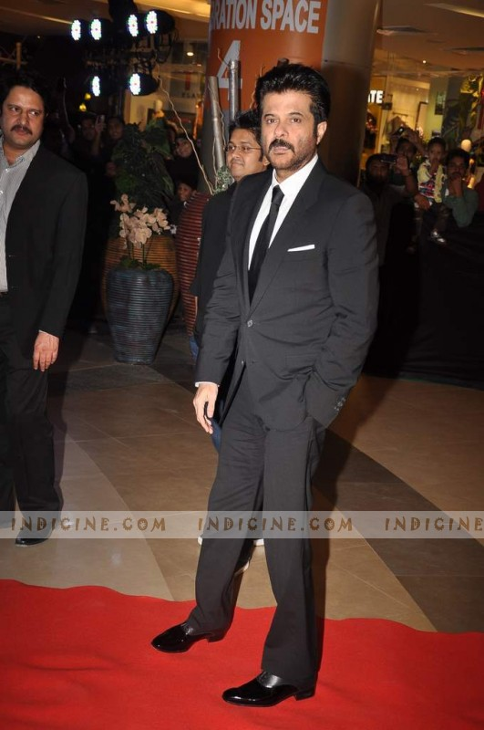 Anil Kapoor at Skyfall premiere