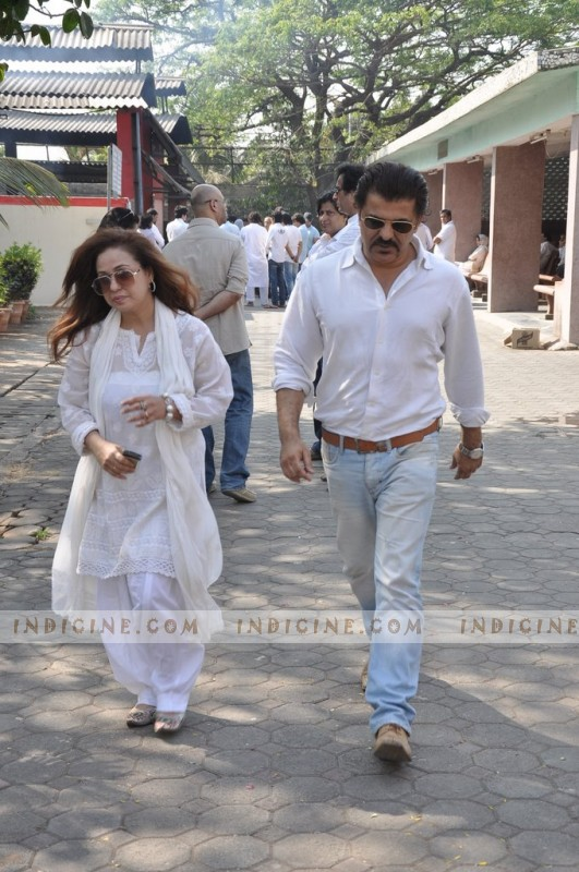 Rajesh Khattar with wife Vandana Sajnani