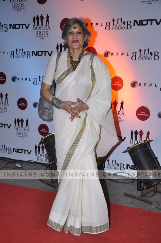 Dolly Thakore at Chittagong premiere