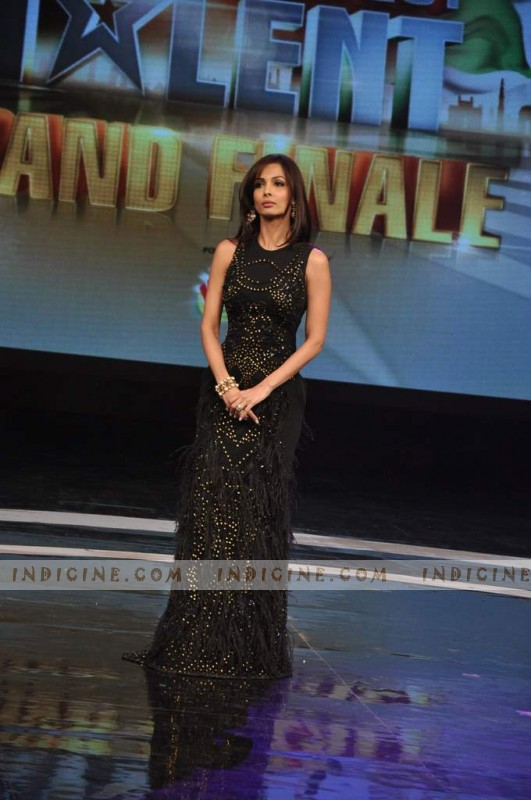 Malaika Arora Khan at India Got Talent grand finale