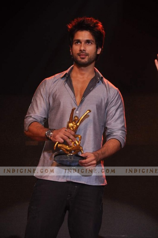 Shahid Kapoor at Summer Funk show
