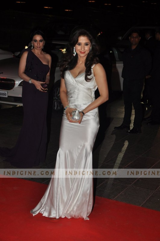 Urmila Matondkar at Karan Johar's 40th birthday party